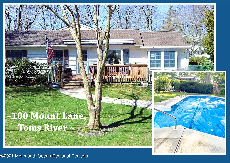 100 Mt Lane, Toms River, New Jersey 08753, 3 Bedrooms Bedrooms, ,2 BathroomsBathrooms,Single Family,For Sale,100 Mt Lane,1,22110513