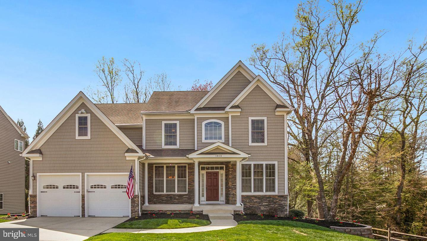1808 CHANEYS GRANT CT, CROFTON, Maryland 21114, 5 Bedrooms Bedrooms, ,4 BathroomsBathrooms,Single Family,For Sale,1808 CHANEYS GRANT CT,MDAA463962