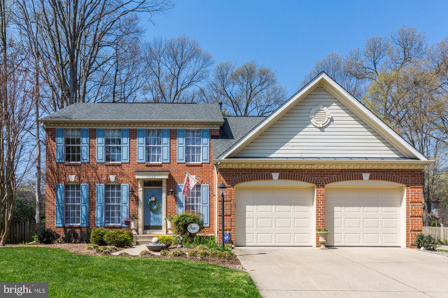 1722 GOOD HOPE DR, CROFTON, Maryland 21114, 5 Bedrooms Bedrooms, ,4 BathroomsBathrooms,Single Family,For Sale,1722 GOOD HOPE DR,MDAA462550