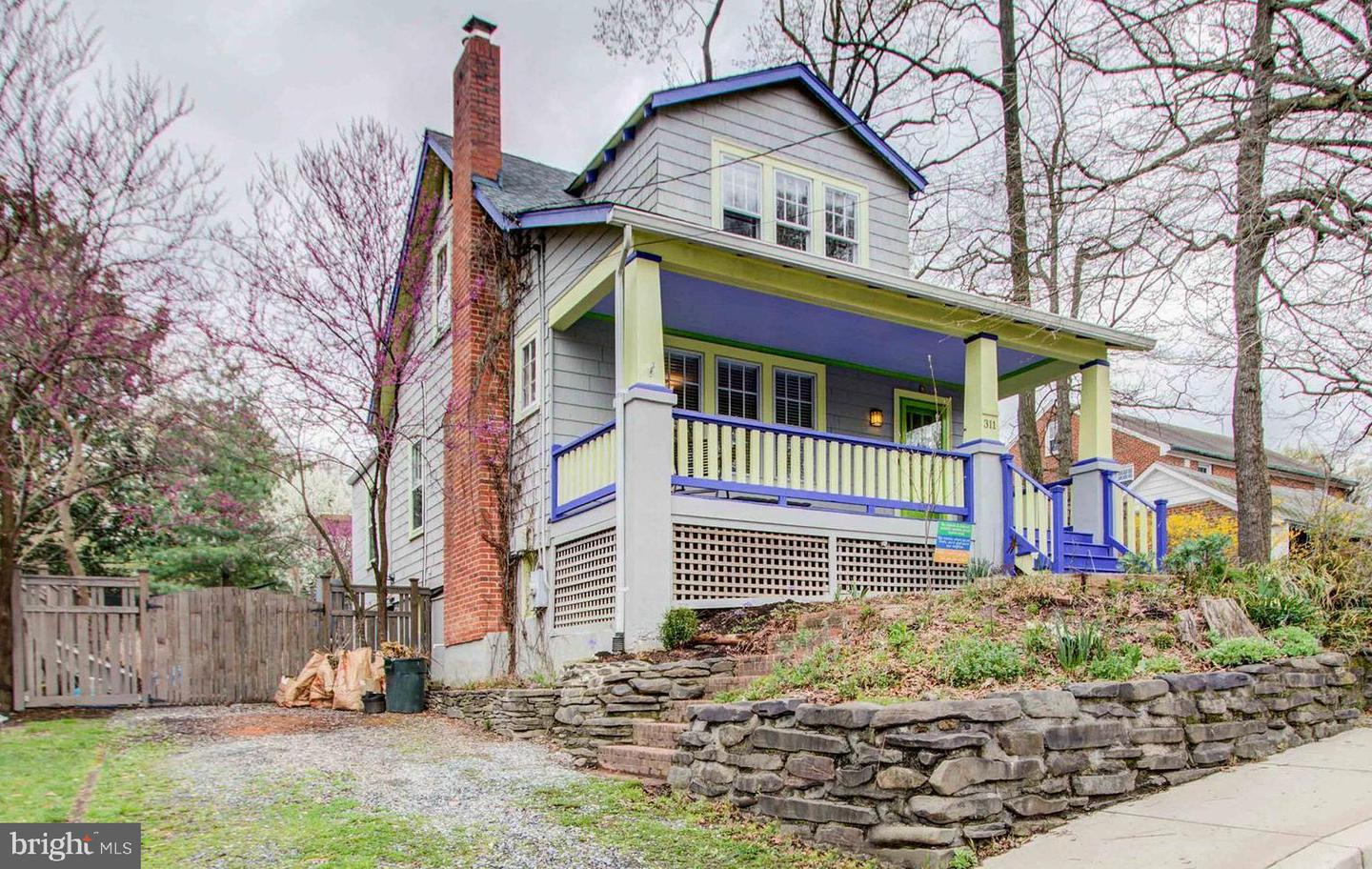 311 LINCOLN AVE, TAKOMA PARK, Maryland 20912, 3 Bedrooms Bedrooms, ,3 BathroomsBathrooms,Single Family,For Sale,311 LINCOLN AVE,MDMC747294