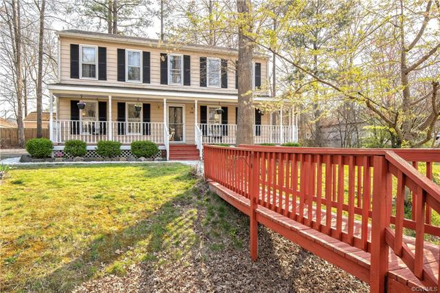 4508 Parrish Branch Road, Midlothian, Virginia 23112, 4 Bedrooms Bedrooms, ,3 BathroomsBathrooms,Single Family,For Sale,4508 Parrish Branch Road,2,2109485