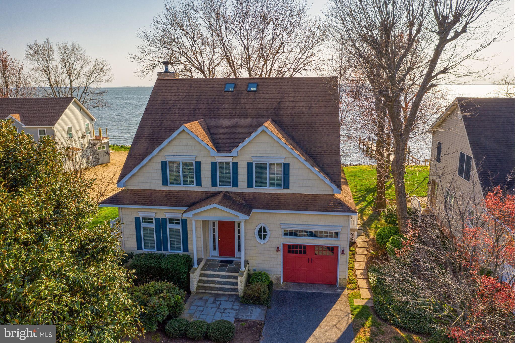 5840 BEACH ROAD, ROCK HALL, Maryland 21661, 4 Bedrooms Bedrooms, ,3 BathroomsBathrooms,Single Family,For Sale,5840 BEACH ROAD,MDKE117932