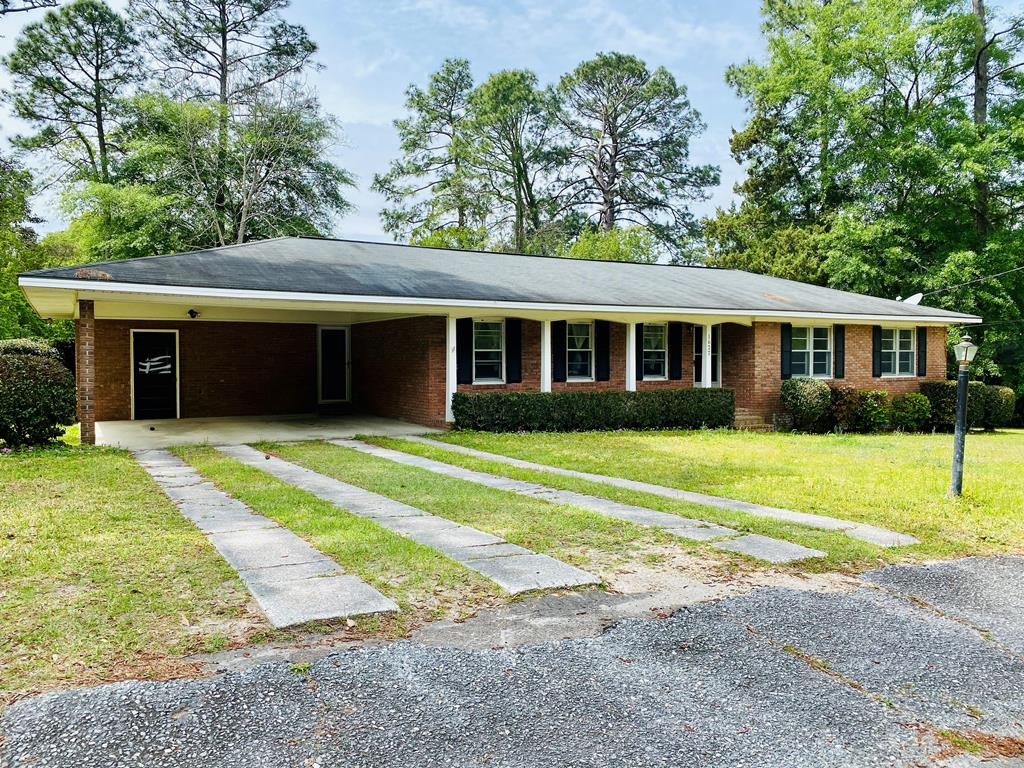 1627 Windsor Drive, WAYCROSS, Georgia 31501, 3 Bedrooms Bedrooms, ,2 BathroomsBathrooms,Single Family,For Sale,1627 Windsor Drive,30388