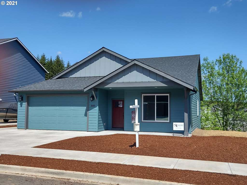3103 NW 2ND ST, McMinnville, Oregon 97128, 4 Bedrooms Bedrooms, ,2 BathroomsBathrooms,Single Family,For Sale,3103 NW 2ND ST,2,21476202