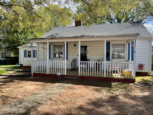 2000 Stratford Ave., Charlotte, North Carolina 28205, 2 Bedrooms Bedrooms, ,1 BathroomBathrooms,Single Family,For Sale,2000 Stratford Ave.,3724682