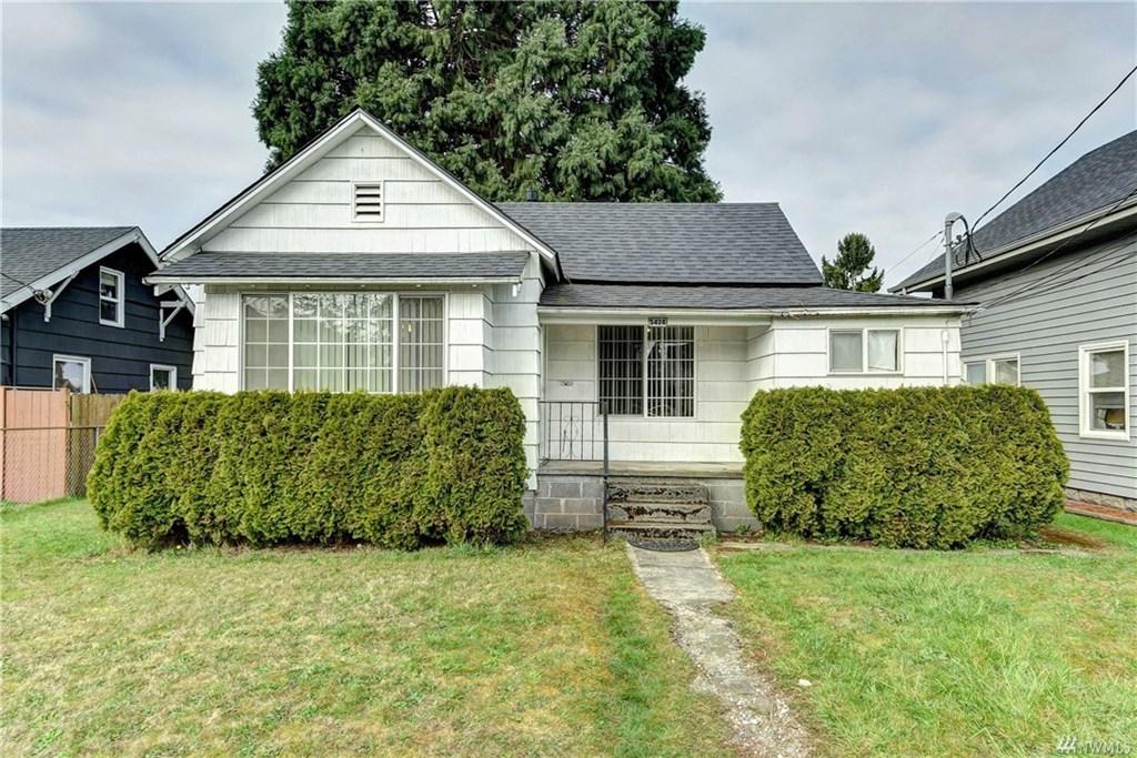 5424 S J Street, Tacoma, Washington 98408, 1 Bedroom Bedrooms, ,1 BathroomBathrooms,Single Family,For Sale,5424 S J Street,1,1754030