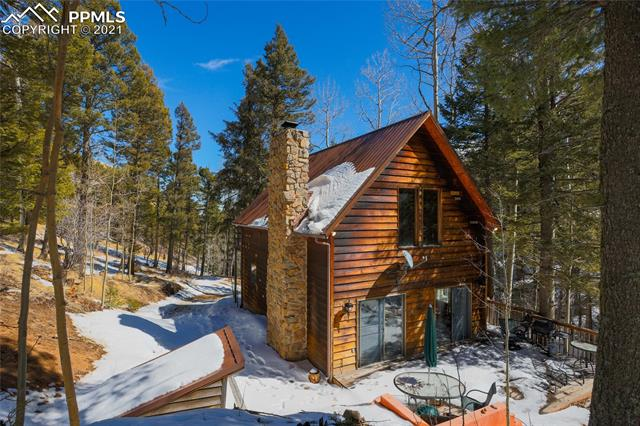 6080 Big Horn Road, Manitou Springs, Colorado 80829, 2 Bedrooms Bedrooms, ,1 BathroomBathrooms,Single Family,For Sale,6080 Big Horn Road,2,4741260