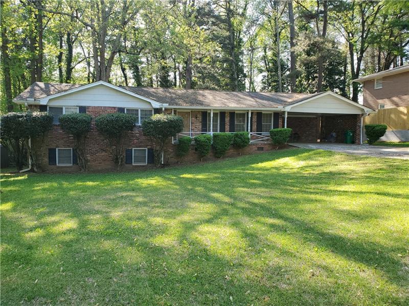 3286 Spring Meadow Court, Tucker, Georgia 30084, 4 Bedrooms Bedrooms, ,3 BathroomsBathrooms,Single Family,For Sale,3286 Spring Meadow Court,1,6868191