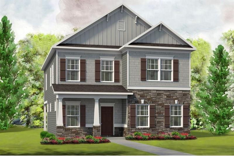 714 Zoysia Lane, Lawrenceville, Georgia 30046, 4 Bedrooms Bedrooms, ,3 BathroomsBathrooms,Single Family,For Sale,714 Zoysia Lane,2,6869862