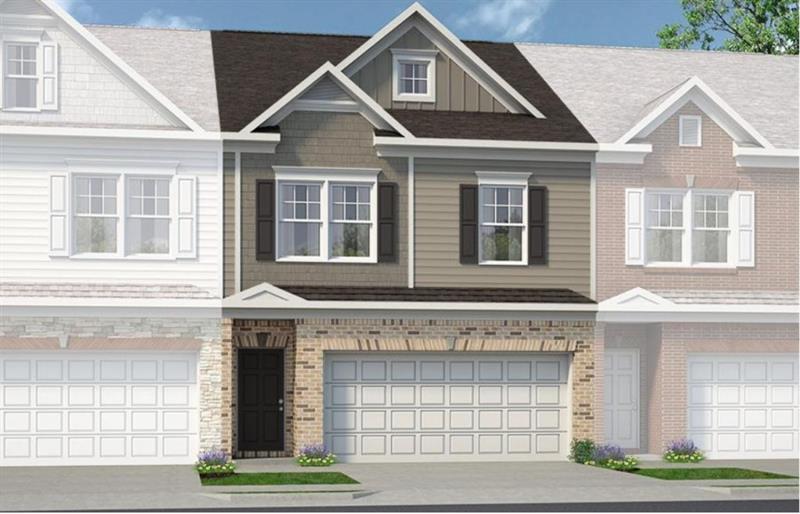 1074 Burke Street, Lawrenceville, Georgia 30046, 3 Bedrooms Bedrooms, ,3 BathroomsBathrooms,Townhouse,For Sale,1074 Burke Street,2,6869863