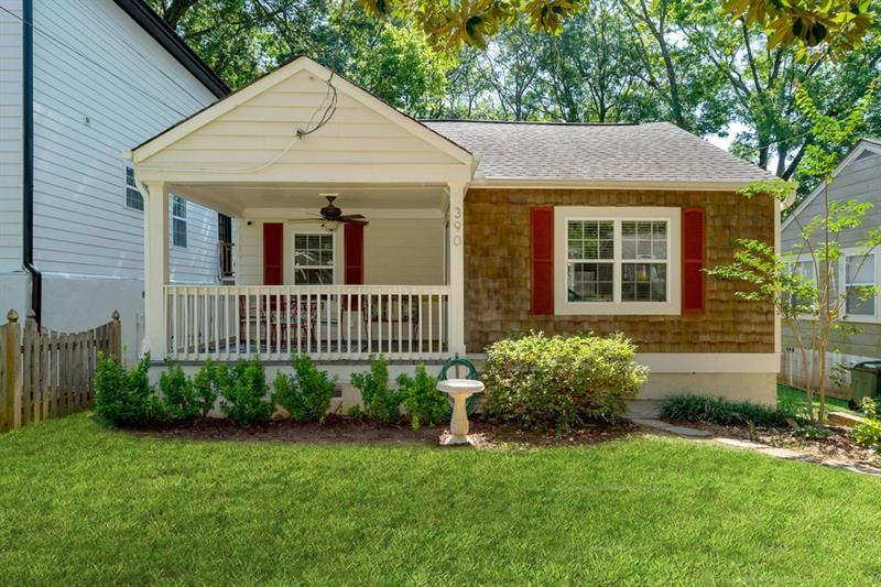 390 E Side Avenue SE, Atlanta, Georgia 30316, 2 Bedrooms Bedrooms, ,2 BathroomsBathrooms,Single Family,For Sale,390 E Side Avenue SE,1,6864867