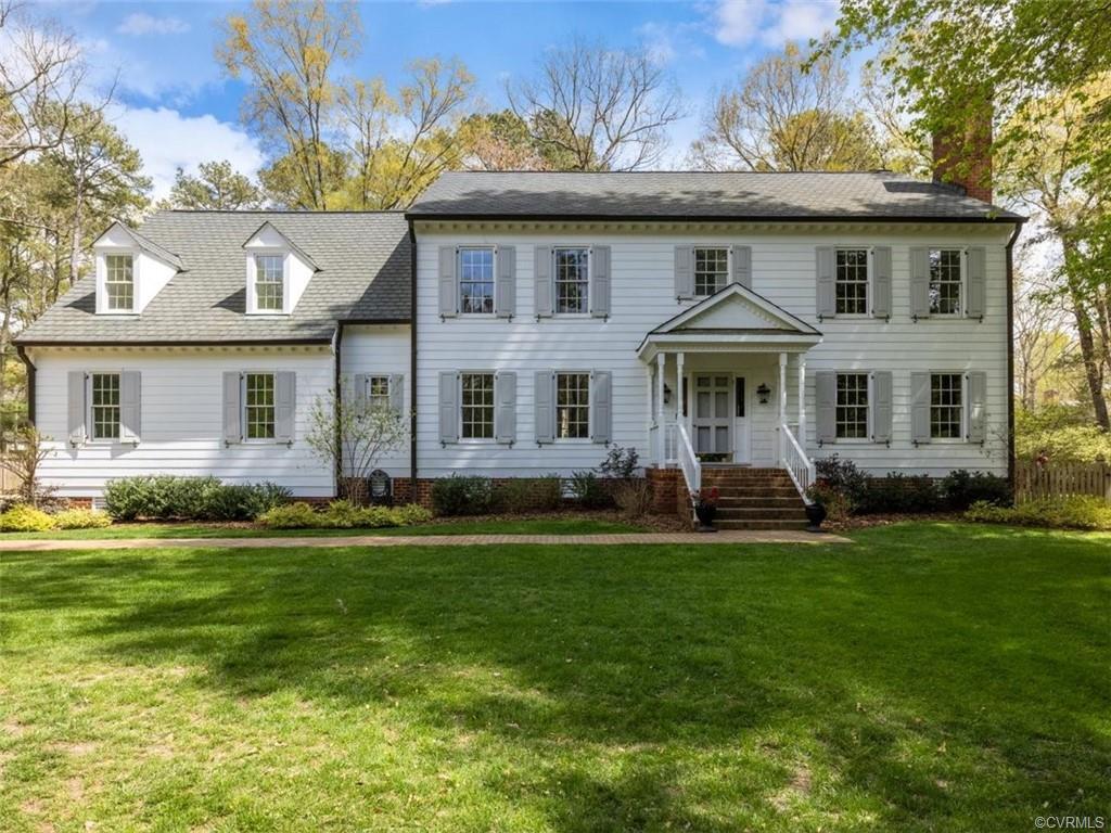 205 S Erlwood Ct, Henrico, Virginia 23229, 4 Bedrooms Bedrooms, ,4 BathroomsBathrooms,Single Family,For Sale,205 S Erlwood Ct,2,2110295