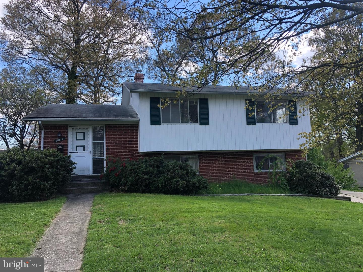 5817 BRYN MAWR RD, College Park, Maryland 20740, 5 Bedrooms Bedrooms, ,3 BathroomsBathrooms,Single Family,For Sale,5817 BRYN MAWR RD,MDPG603434