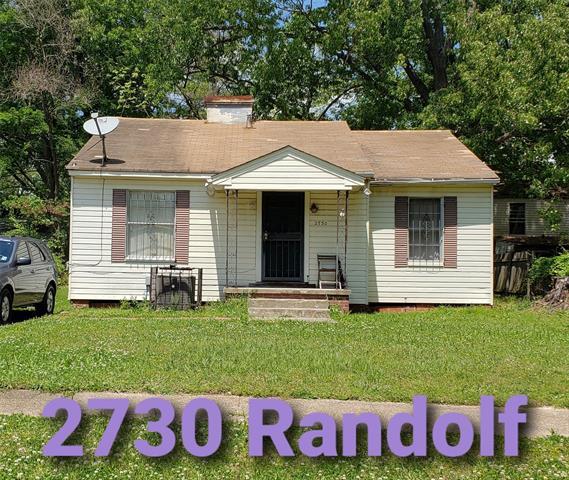 2730 Randolph Street, Shreveport, Louisiana 71108, 3 Bedrooms Bedrooms, ,1 BathroomBathrooms,Single Family,For Sale,2730 Randolph Street,1,14558538
