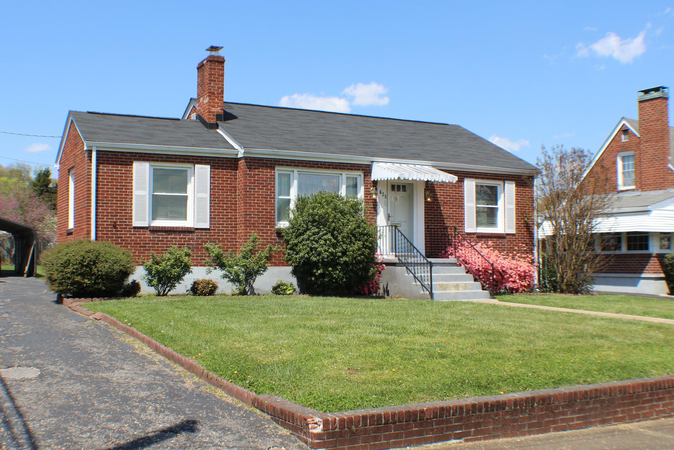 625 Morison Avenue, Kingsport, Tennessee 37660, 4 Bedrooms Bedrooms, ,2 BathroomsBathrooms,Single Family,For Sale,625 Morison Avenue,9921334