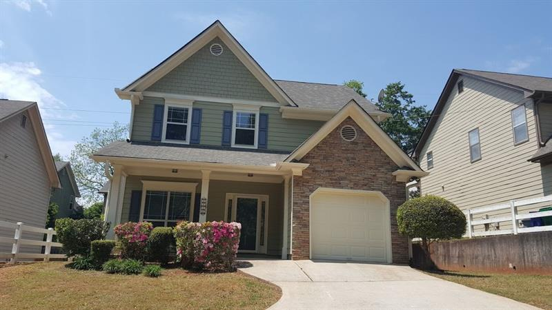 1116 Fourth Street, Stone Mountain, Georgia 30083, 3 Bedrooms Bedrooms, ,3 BathroomsBathrooms,Single Family,For Sale,1116 Fourth Street,2,6874267