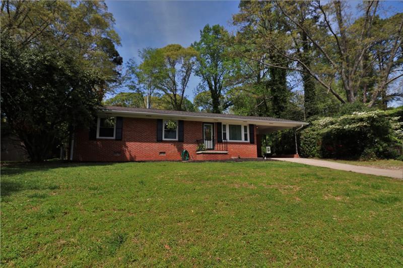 3634 Ledan Road, Gainesville, Georgia 30506, 3 Bedrooms Bedrooms, ,2 BathroomsBathrooms,Single Family,For Sale,3634 Ledan Road,1,6866735