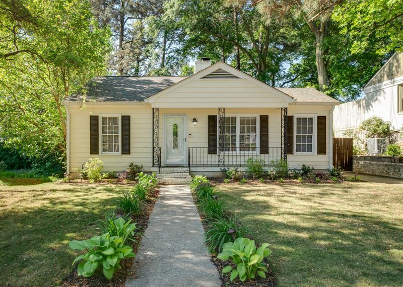 1296 E Forrest Avenue, East Point, Georgia 30344, 2 Bedrooms Bedrooms, ,1 BathroomBathrooms,Single Family,For Sale,1296 E Forrest Avenue,2,6873636