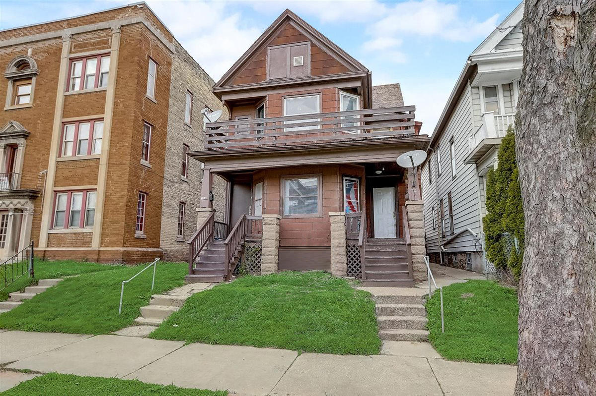1516 W Orchard St, Milwaukee, Wisconsin 53204, ,Multifamily,For Sale,1516 W Orchard St,1735361