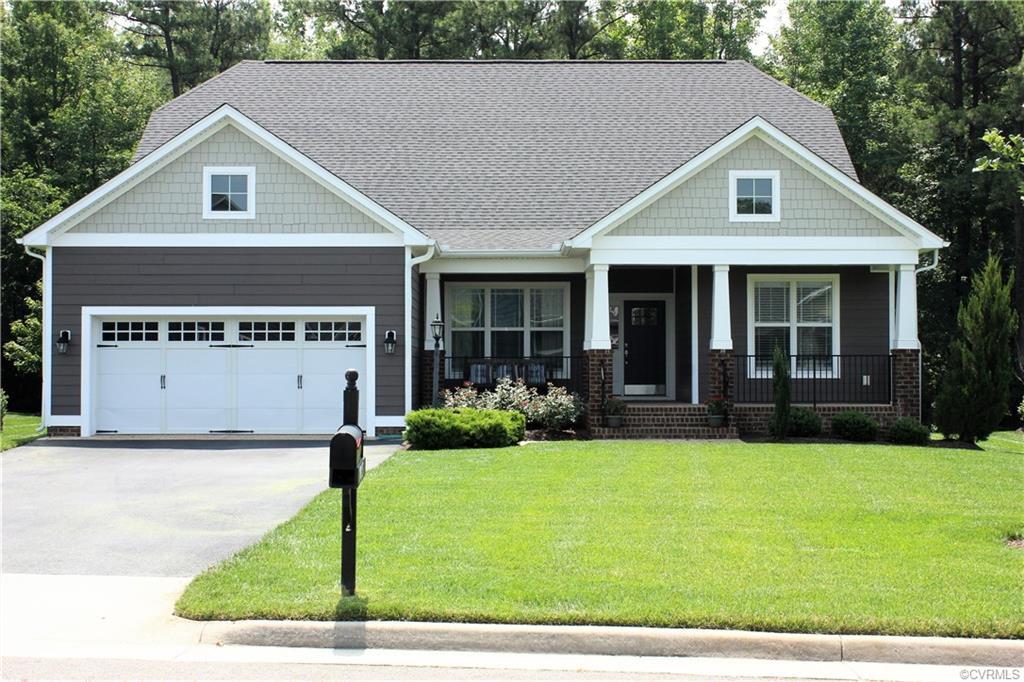 7015 Benhall Cir, Goochland, Virginia 23059, 3 Bedrooms Bedrooms, ,3 BathroomsBathrooms,Single Family,For Sale,7015 Benhall Cir,1,2111186