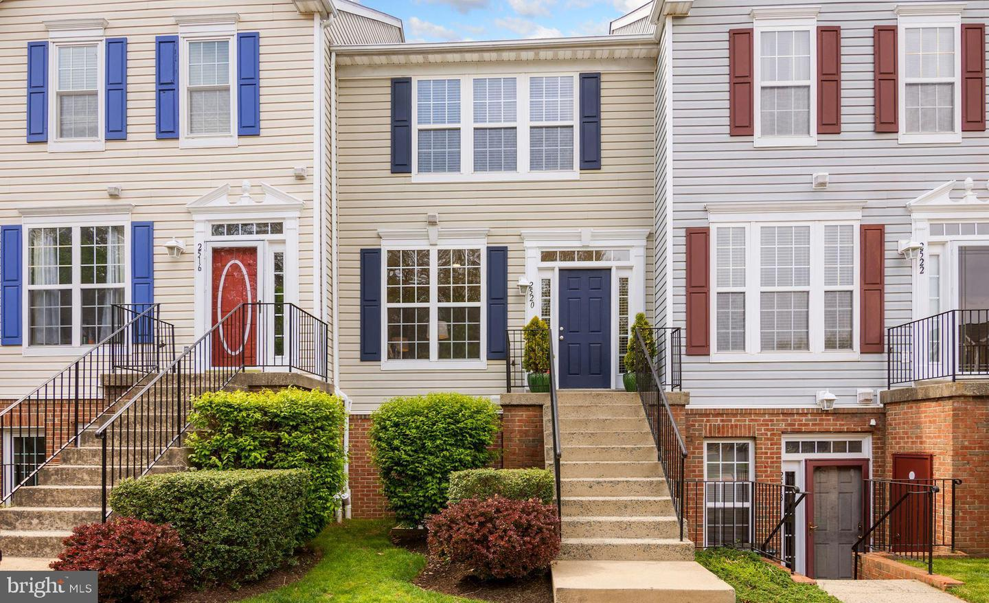 2520 WILLOW LEAF CT, ODENTON, Maryland 21113, 3 Bedrooms Bedrooms, ,3 BathroomsBathrooms,Common Interest,For Sale,2520 WILLOW LEAF CT,MDAA466200