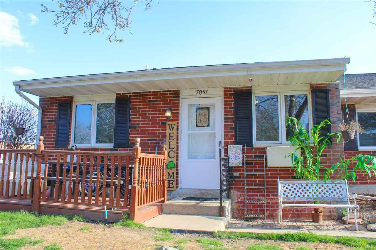 7057 Watts Rd, MADISON, Wisconsin 53719, 2 Bedrooms Bedrooms, ,1 BathroomBathrooms,Condominium,For Sale,7057 Watts Rd,1906990