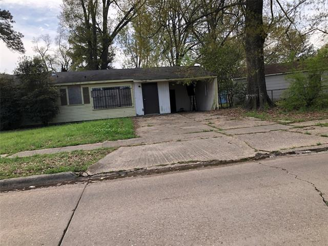 3319 Clarke Boulevard, Shreveport, Louisiana 71109, 3 Bedrooms Bedrooms, ,1 BathroomBathrooms,Single Family,For Sale,3319 Clarke Boulevard,1,14561316