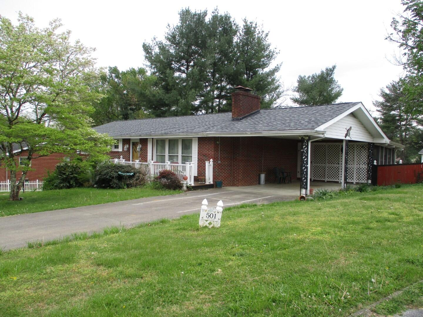 501 Hill Road, Kingsport, Tennessee 37664, 4 Bedrooms Bedrooms, ,3 BathroomsBathrooms,Single Family,For Sale,501 Hill Road,1,9921711
