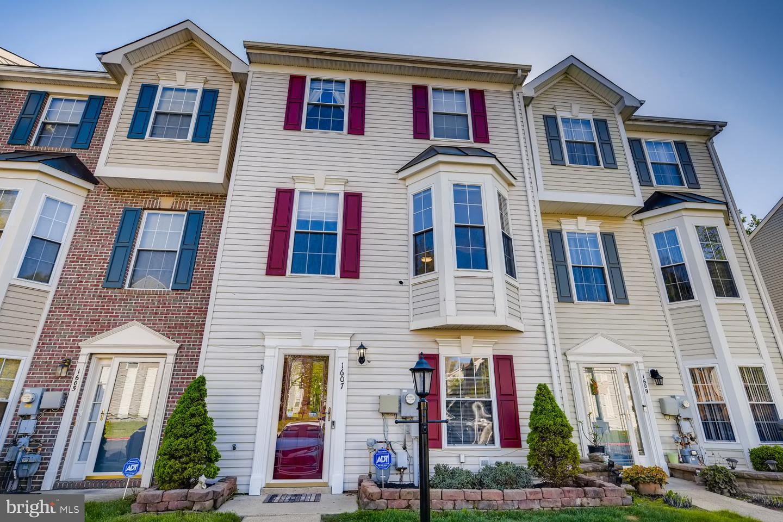1607 HORSEDRAWN CT, SEVERN, Maryland 21144, 4 Bedrooms Bedrooms, ,3 BathroomsBathrooms,Townhouse,For Sale,1607 HORSEDRAWN CT,MDAA466404