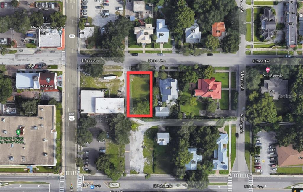 1909 N FLORIDA AVENUE, TAMPA, Florida 33602, ,Lots And Land,For Sale,1909 N FLORIDA AVENUE,O5940663
