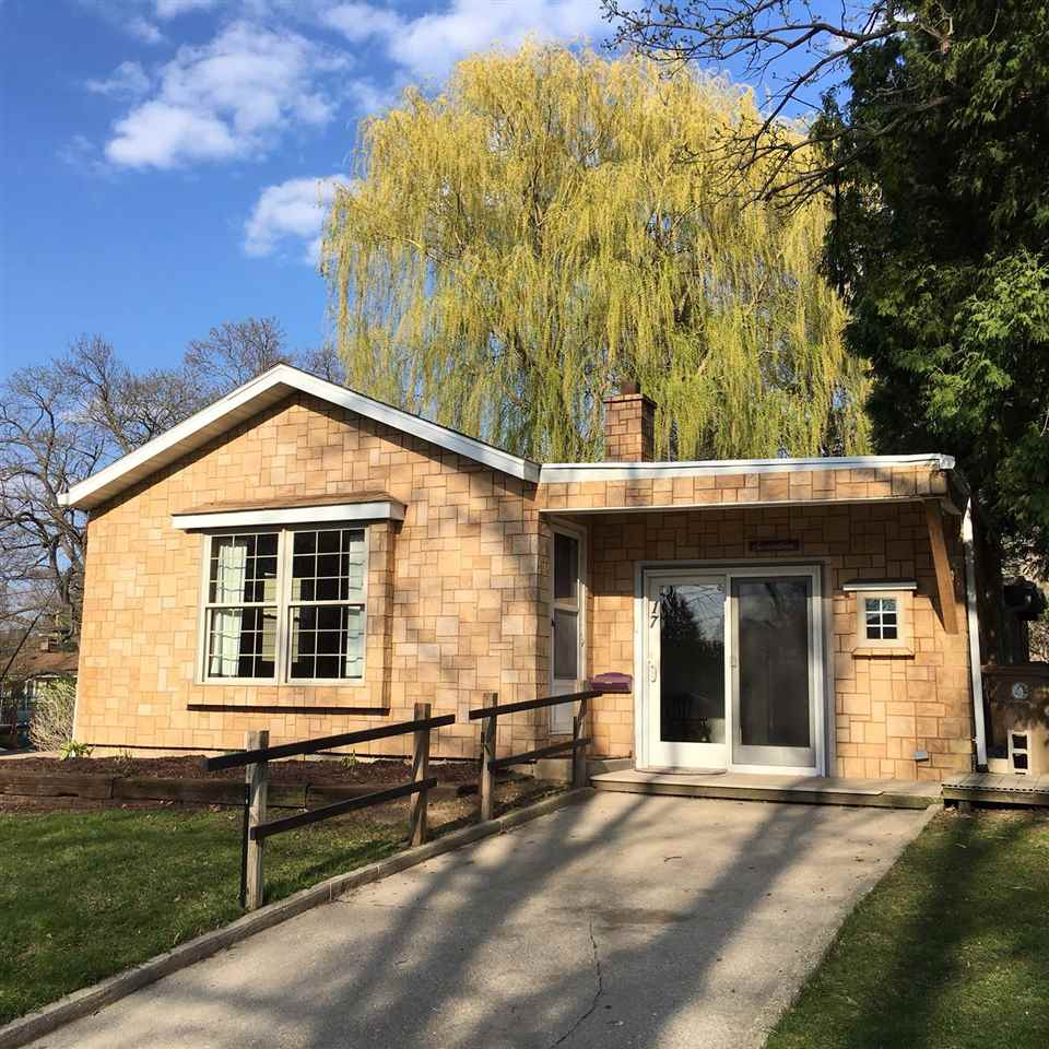 17 S Hillside Terr, MADISON, Wisconsin 53705, 2 Bedrooms Bedrooms, ,1 BathroomBathrooms,Single Family,For Sale,17 S Hillside Terr,1,1907803