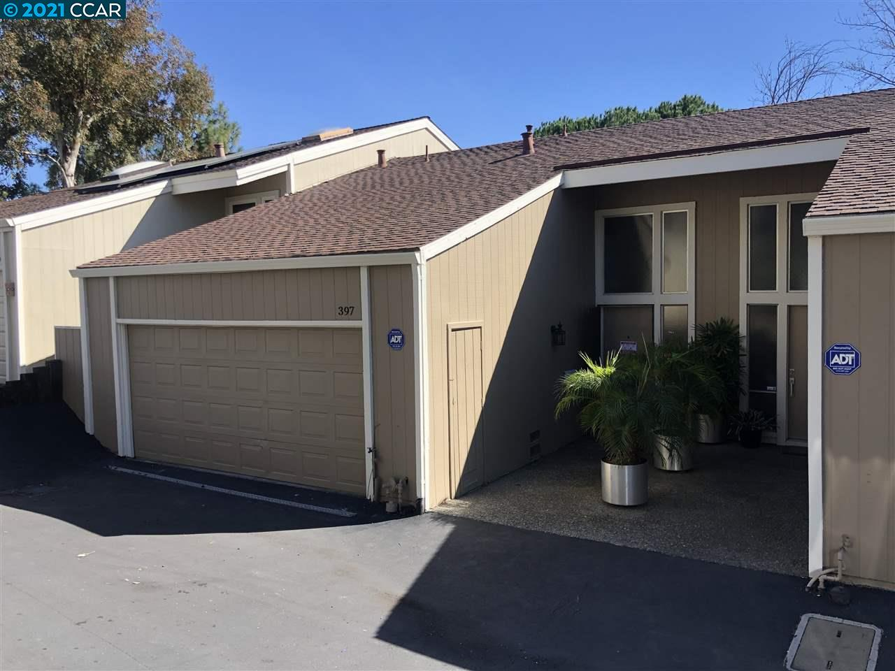 397 Ridgeview Dr, Pleasant Hill, California 94523, 2 Bedrooms Bedrooms, ,2 BathroomsBathrooms,Townhouse,For Sale,397 Ridgeview Dr,2,40939441