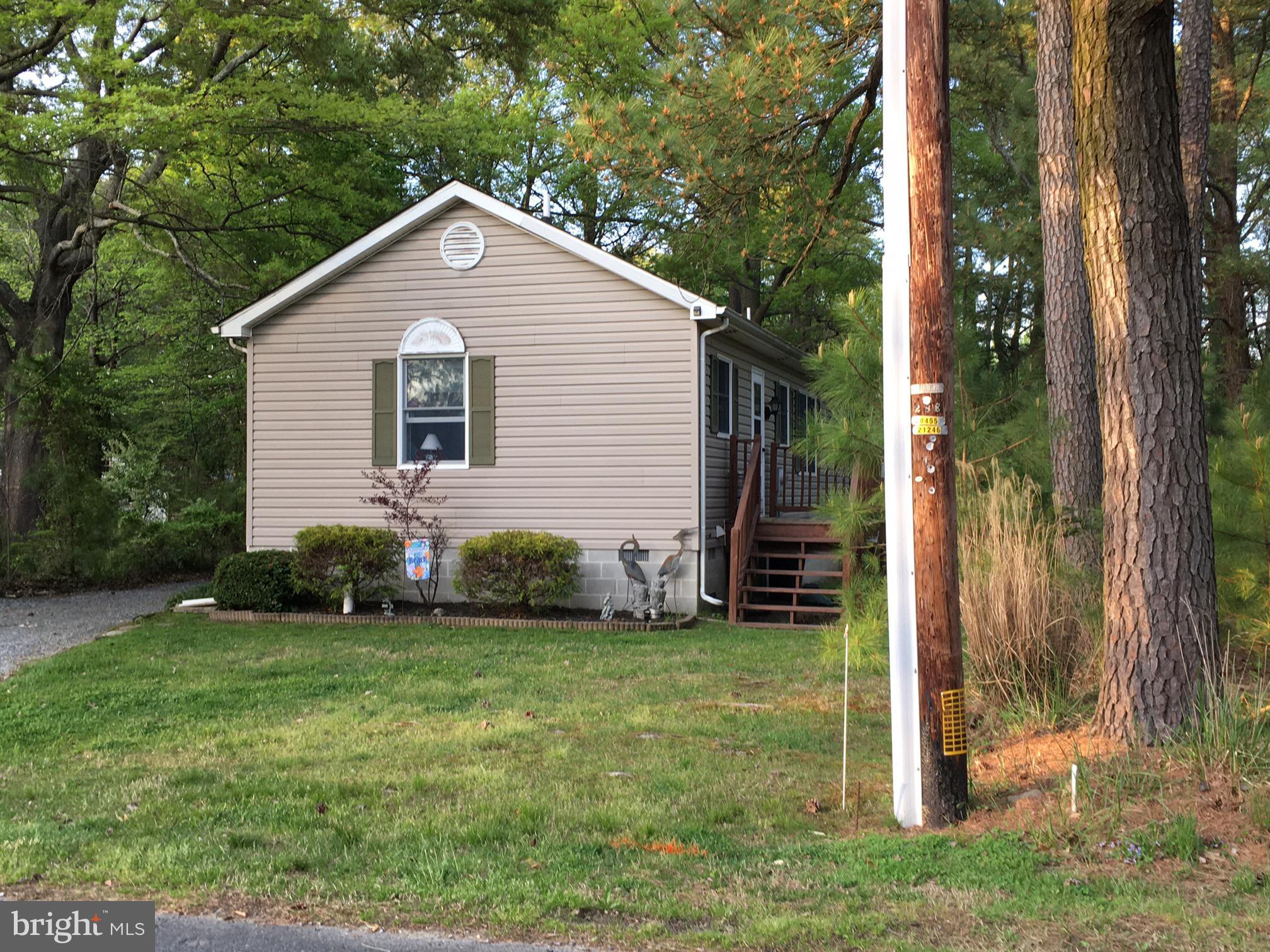 20730 BAYSIDE AVENUE, ROCK HALL, Maryland 21661, 2 Bedrooms Bedrooms, ,2 BathroomsBathrooms,Single Family,For Sale,20730 BAYSIDE AVENUE,MDKE118034