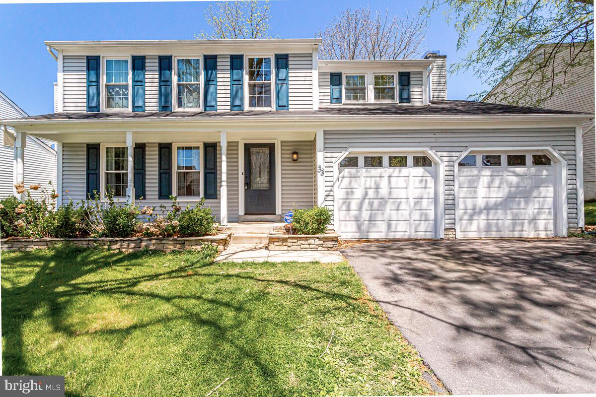 33 CINNABAR COURT, GAITHERSBURG, Maryland 20879, 3 Bedrooms Bedrooms, ,3 BathroomsBathrooms,Single Family,For Sale,33 CINNABAR COURT,MDMC754198
