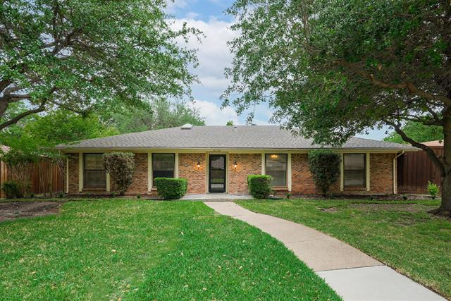 2713 Glencliff Drive, Plano, Texas 75075, 4 Bedrooms Bedrooms, ,2 BathroomsBathrooms,Single Family,For Sale,2713 Glencliff Drive,1,14555642