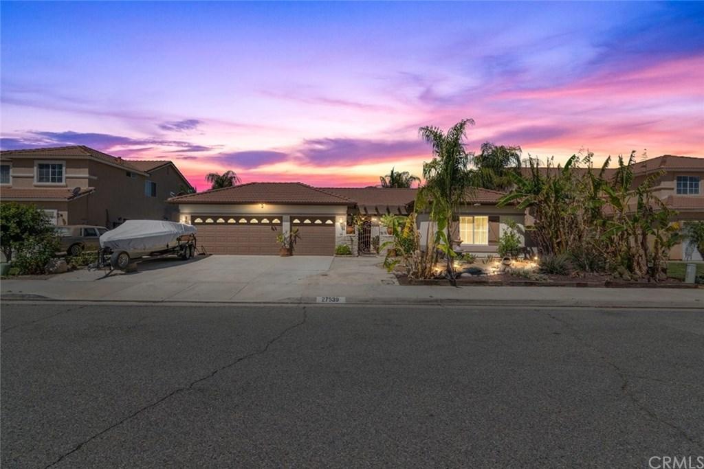 27539 Concord Lane, Menifee, California 92585, 4 Bedrooms Bedrooms, ,3 BathroomsBathrooms,Single Family,For Sale,27539 Concord Lane,1,IG21083883