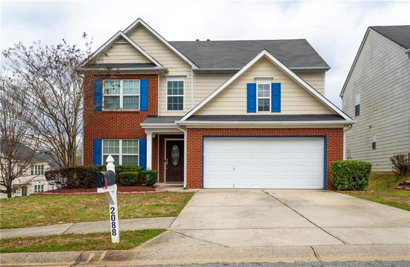 2088 Pine View Trail, Ellenwood, Georgia 30294, 4 Bedrooms Bedrooms, ,3 BathroomsBathrooms,Single Family,For Sale,2088 Pine View Trail,2,6860648