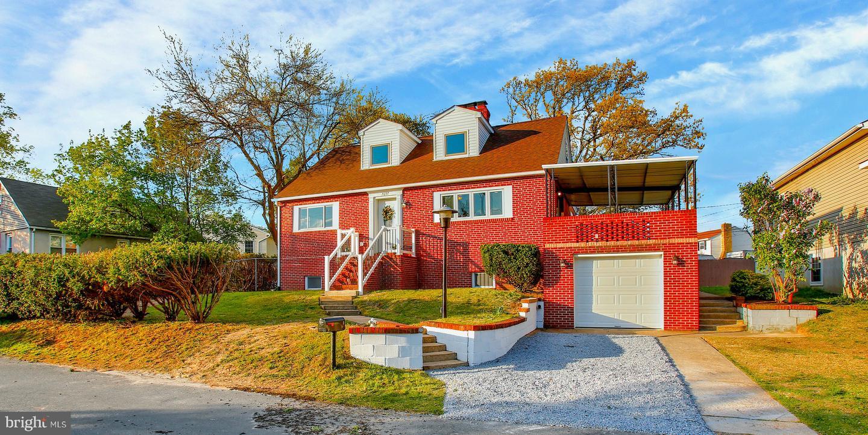 7697 BRIAR LN, PASADENA, Maryland 21122, 4 Bedrooms Bedrooms, ,3 BathroomsBathrooms,Single Family,For Sale,7697 BRIAR LN,MDAA466122
