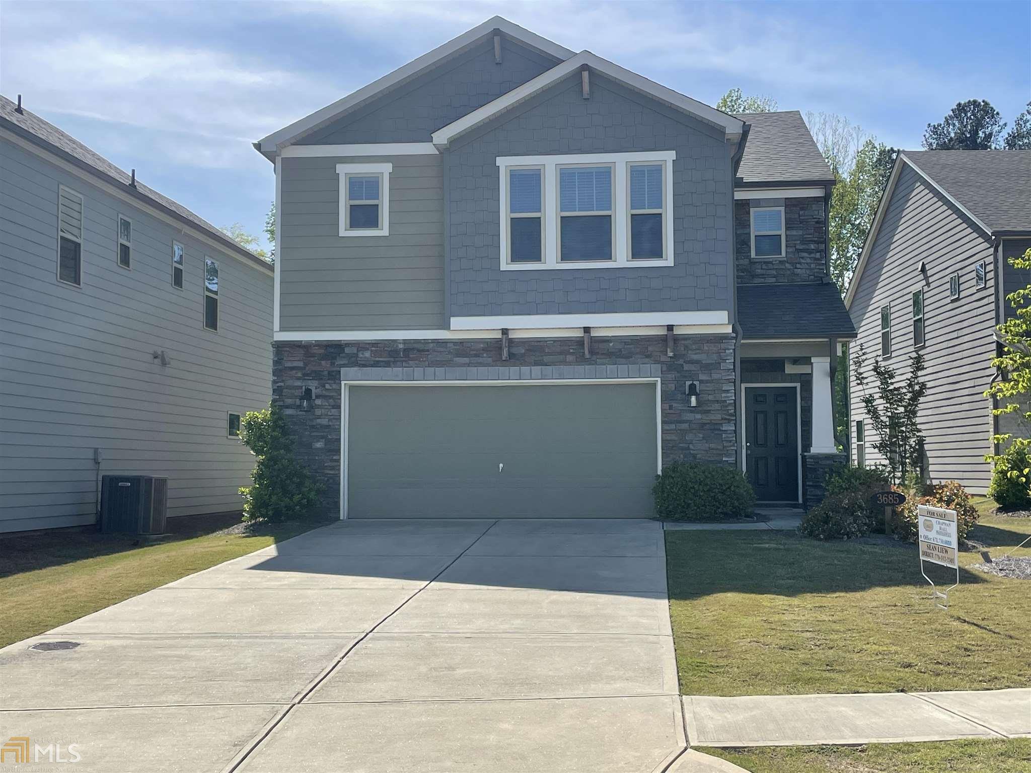 3685 Morgan Rd, Buford, Georgia 30519, 4 Bedrooms Bedrooms, ,3 BathroomsBathrooms,Single Family,For Sale,3685 Morgan Rd,2,8970805