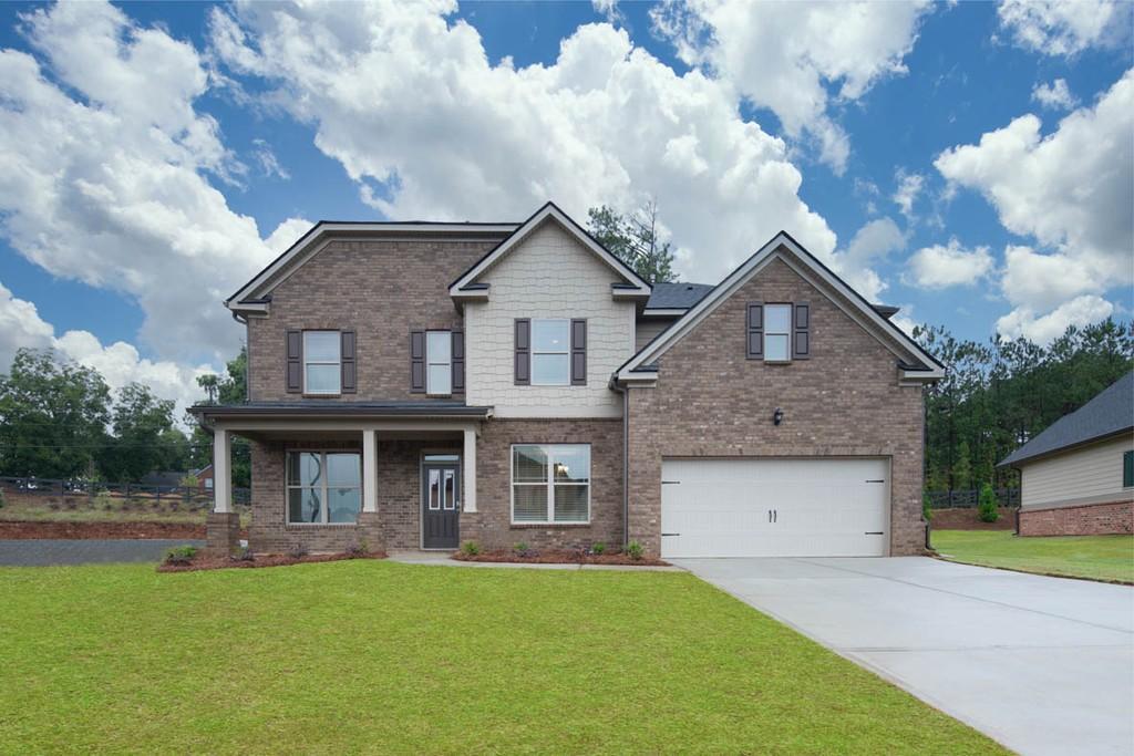 635 EDGAR STREET, Hampton, Georgia 30228, 4 Bedrooms Bedrooms, ,3 BathroomsBathrooms,Single Family,For Sale,635 EDGAR STREET,1.5,44580+214-44580-445800000-0018