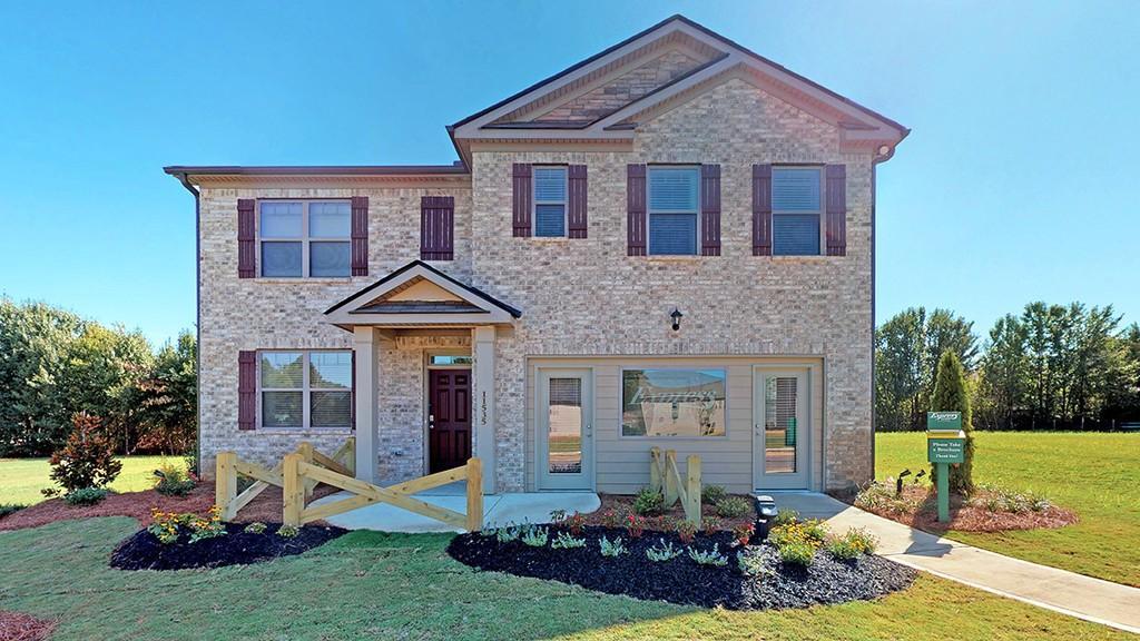 1667 BECKWORTH LANE, Hampton, Georgia 30228, 4 Bedrooms Bedrooms, ,3 BathroomsBathrooms,Single Family,For Sale,1667 BECKWORTH LANE,2,44523+214-44523-445230000-0040