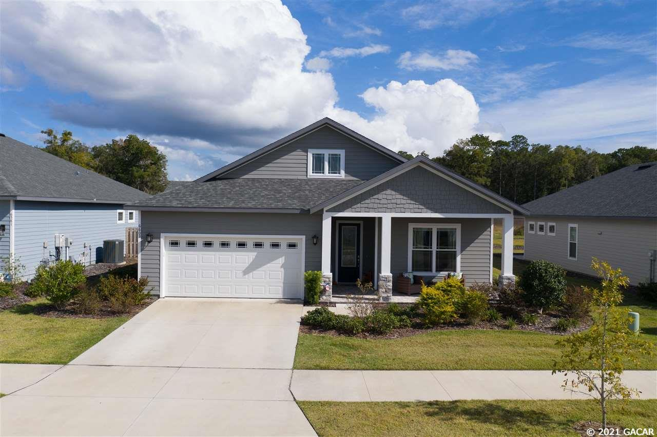 6603 SW Lugano Court, Gainesville, Florida 32608, 4 Bedrooms Bedrooms, ,2 BathroomsBathrooms,Single Family,For Sale,6603 SW Lugano Court,444063
