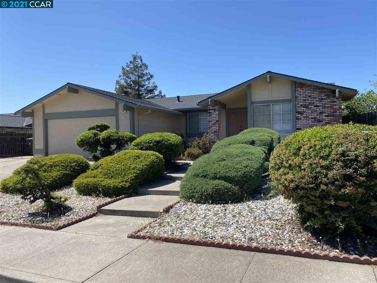 901 Basalt Way, Antioch, California 94509, 3 Bedrooms Bedrooms, ,2 BathroomsBathrooms,Single Family,For Sale,901 Basalt Way,1,40948562