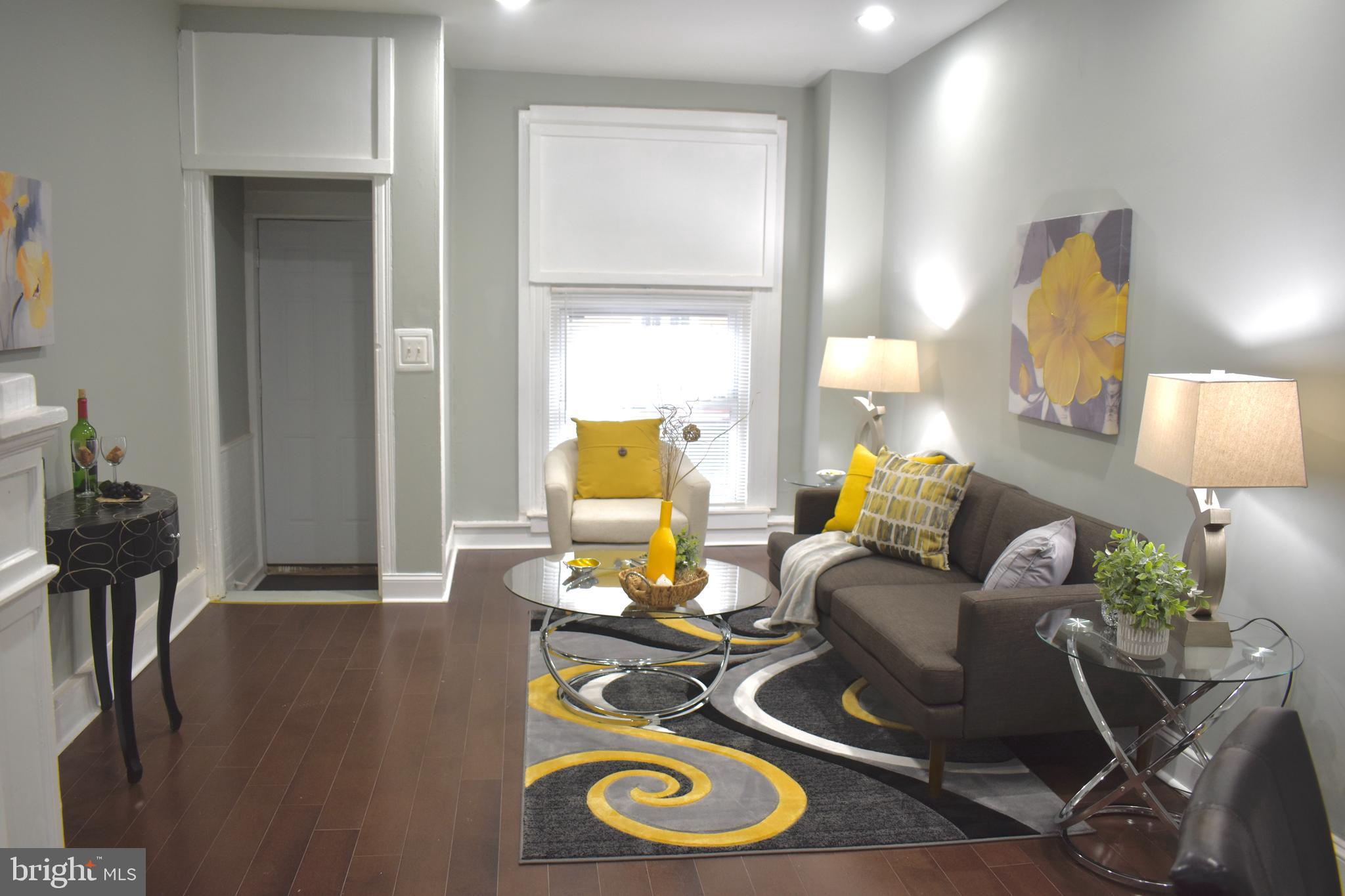 402 N CURLEY STREET, BALTIMORE, Maryland 21224, 3 Bedrooms Bedrooms, ,2 BathroomsBathrooms,Townhouse,For Sale,402 N CURLEY STREET,MDBA538810