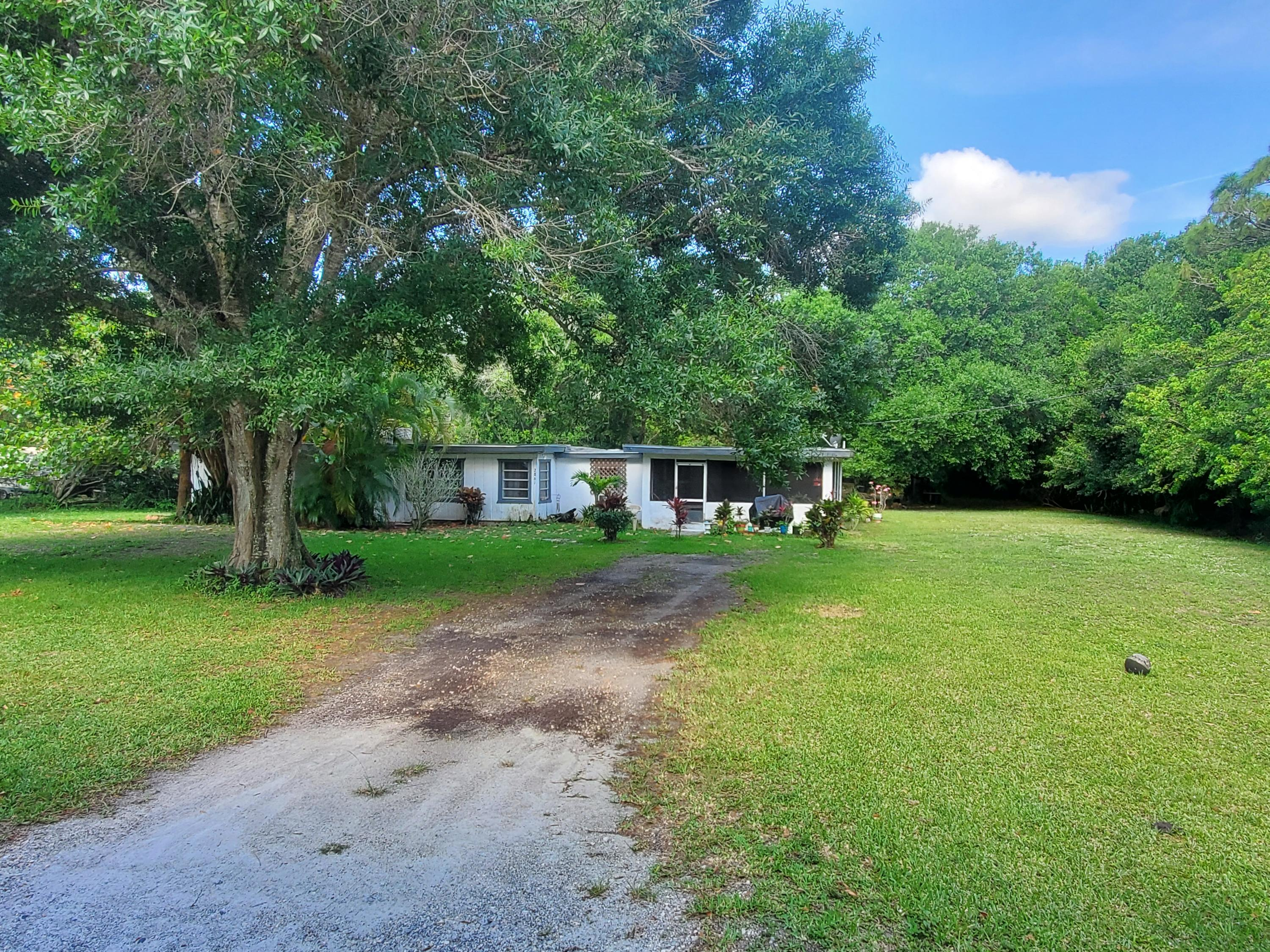 2861 Dame Road, Fort Pierce, Florida 34981, 3 Bedrooms Bedrooms, ,1 BathroomBathrooms,Single Family,For Sale,2861 Dame Road,1,RX-10713334