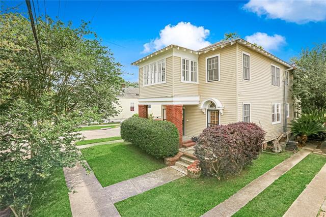 2037 FERN Street, New Orleans, Louisiana 70118, ,Multifamily,For Sale,2037 FERN Street,2,2298053