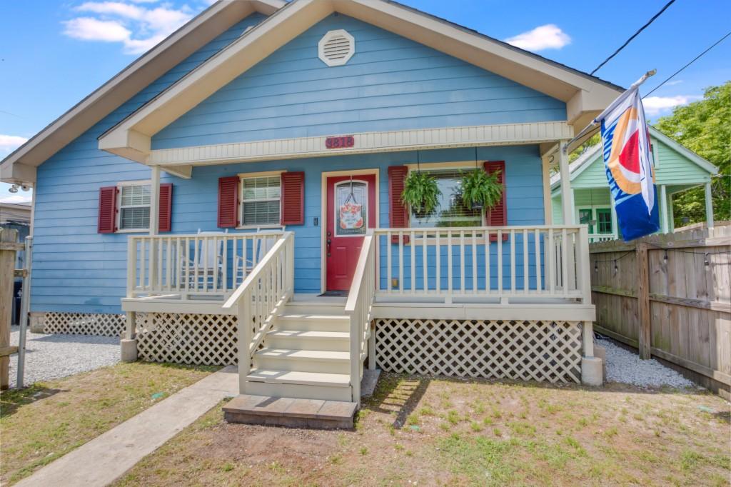 3818 Baudin Street, New Orleans, Louisiana 70119, 2 Bedrooms Bedrooms, ,2 BathroomsBathrooms,Single Family,For Sale,3818 Baudin Street,1,2297592