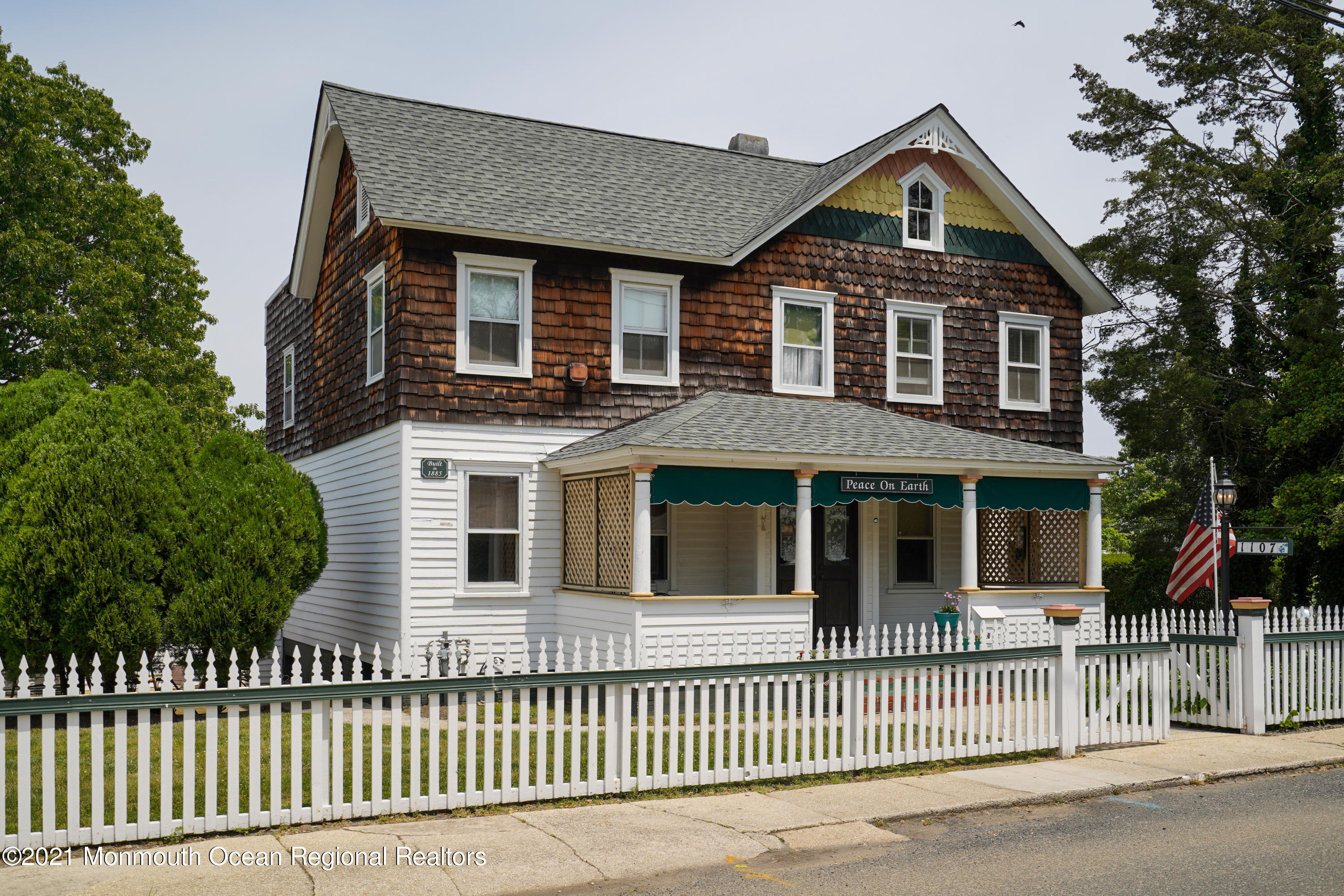 1107 Front Street, Point Pleasant, New Jersey 08742, 4 Bedrooms Bedrooms, ,2 BathroomsBathrooms,Single Family,For Sale,1107 Front Street,1,22116354