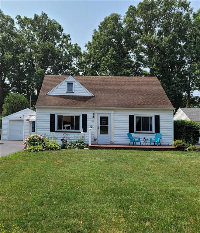 111 Colin Street, Rochester, New York 14615, 4 Bedrooms Bedrooms, ,1 BathroomBathrooms,Single Family,For Sale,111 Colin Street,1.5,R1349886
