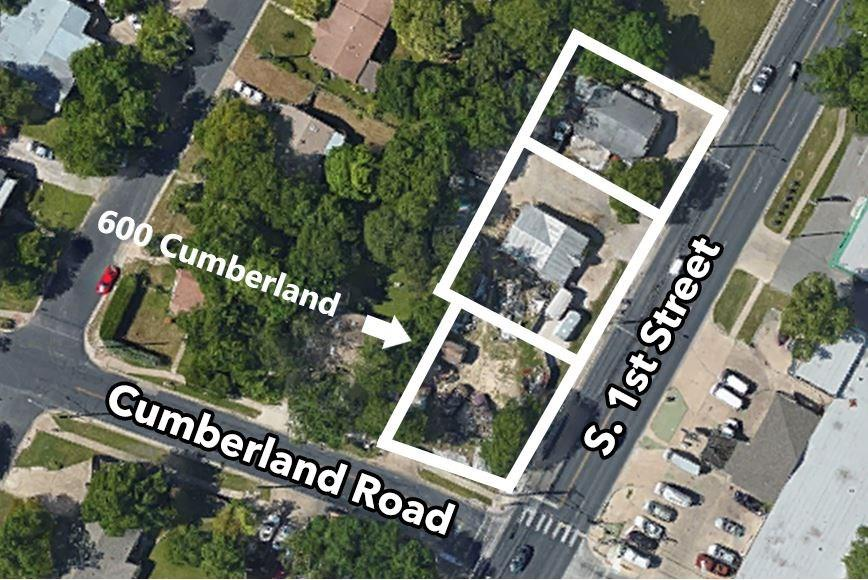 600 Cumberland RD, Austin, Texas 78704, ,Lots And Land,For Sale,600 Cumberland RD,6074481